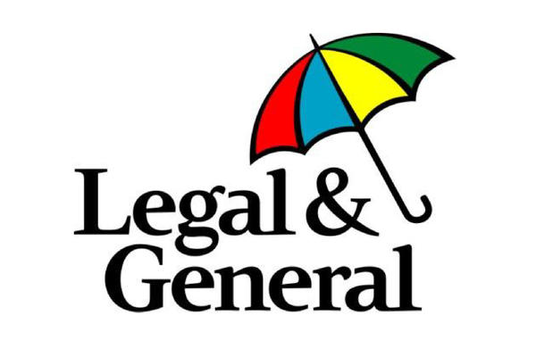 Legal and General logo.